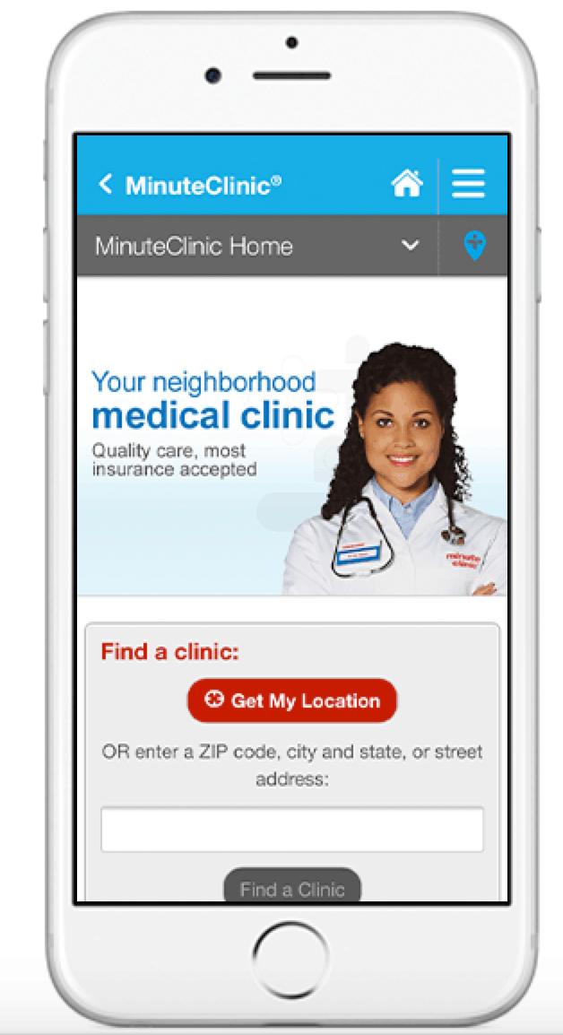 CVS Mintue Clinic