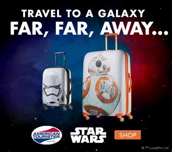 Star Wars Suitcase