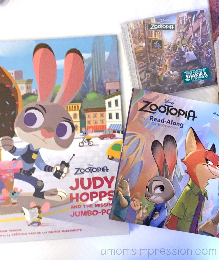 Zootopia Stuffed animals