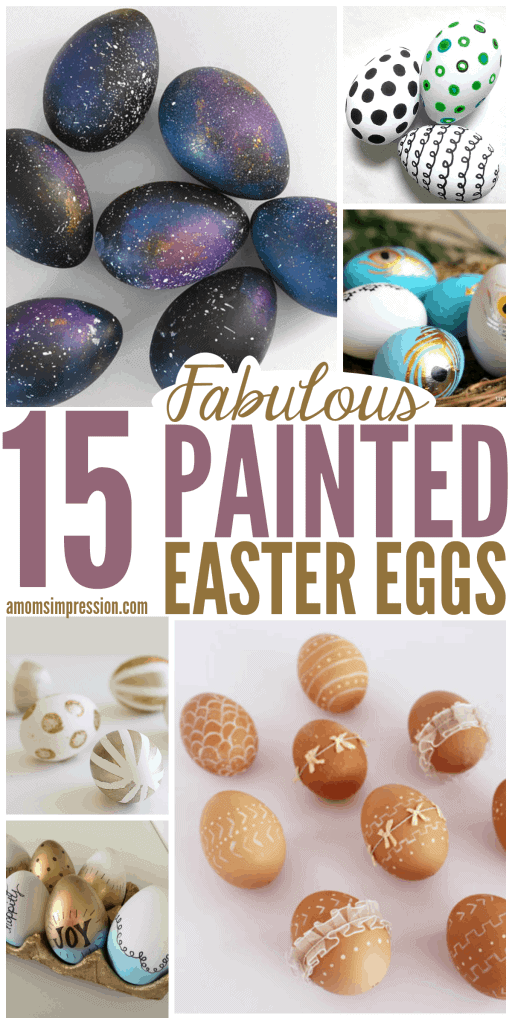 15 fabulous easter eggs