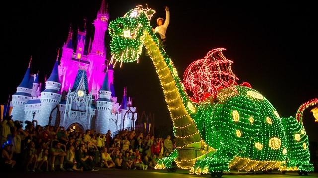 Electrical Light Parade