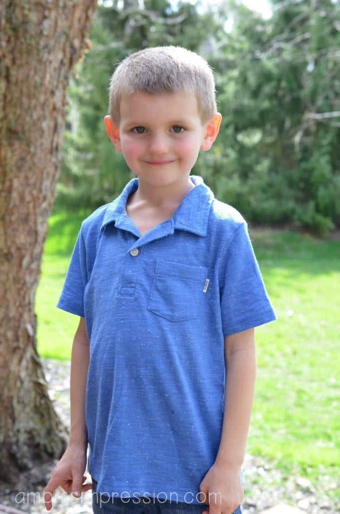 Spring Boy Shirt