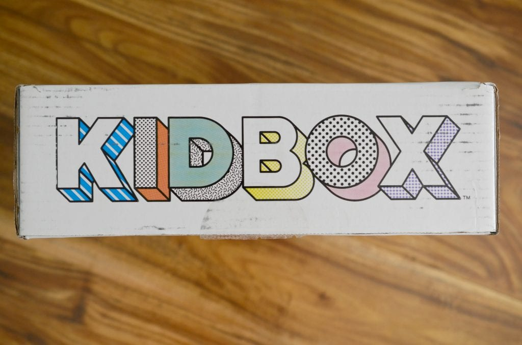 Kidbox box
