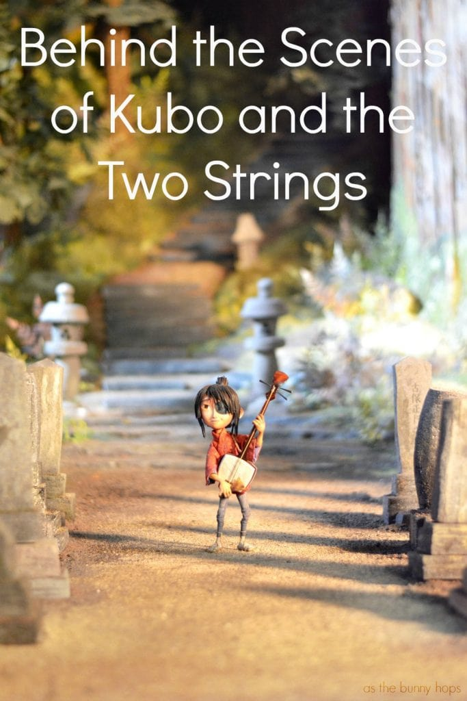 Behind the Scenes of Kubo and the Two Strings