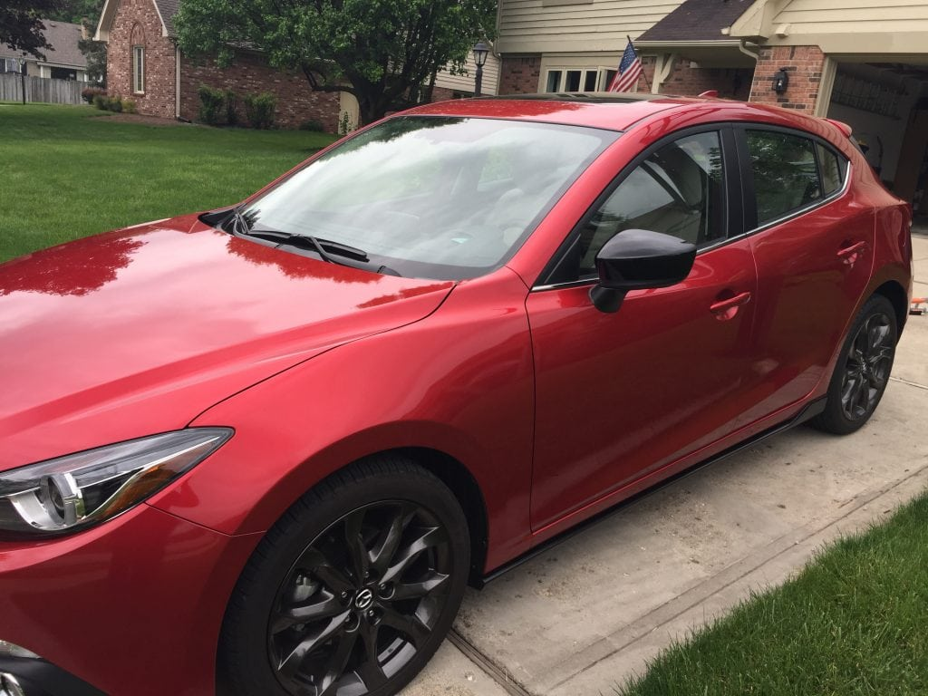 2016 Mazda Mazda3 s 5-Door Grand Touring