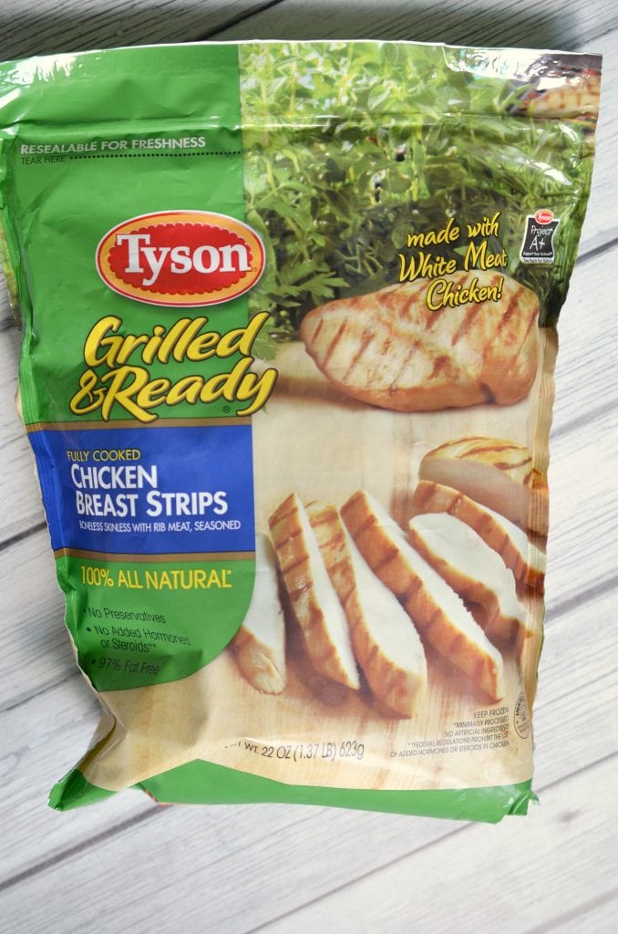 Tyso Grilled and Ready strips