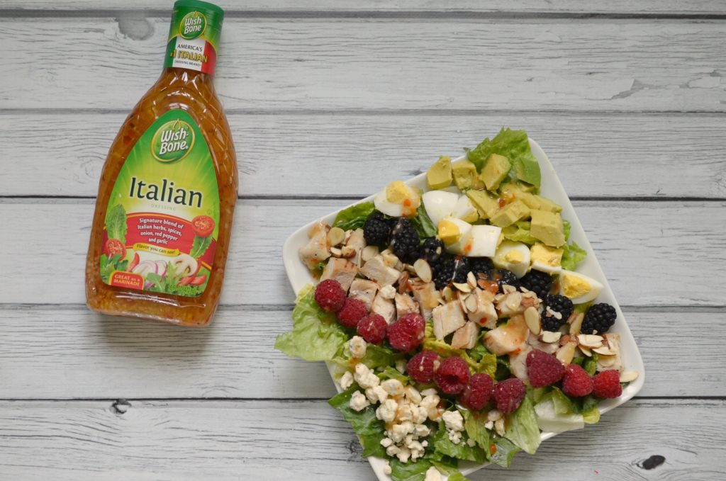 Wish Bone Cobb Salad