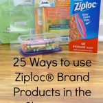 25 Ways to use  Ziploc® Brand Products in the Classroom
