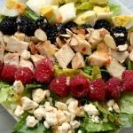 Simple Summer Cobb Salad