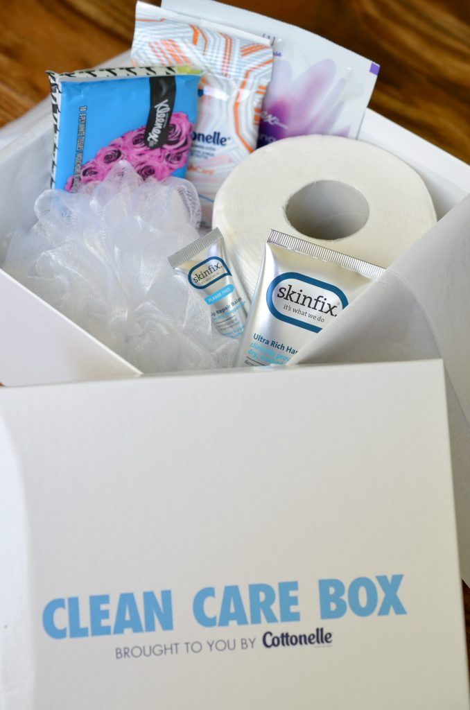 Clean Care Box
