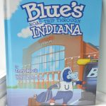 Follow the Colts Mascot, Blue, Around Indiana on his Book Tour This Summer