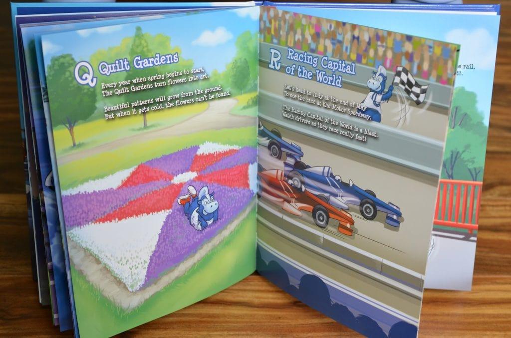 Blue's Book
