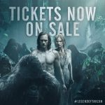 Tarzan Now in Theaters $25 Visa Gift Card Giveaway