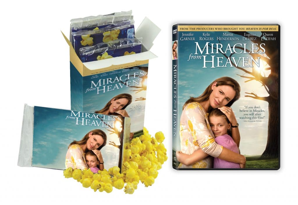 miracles giveaway