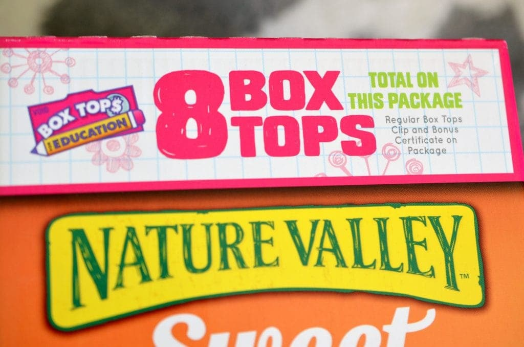 8 Box tops
