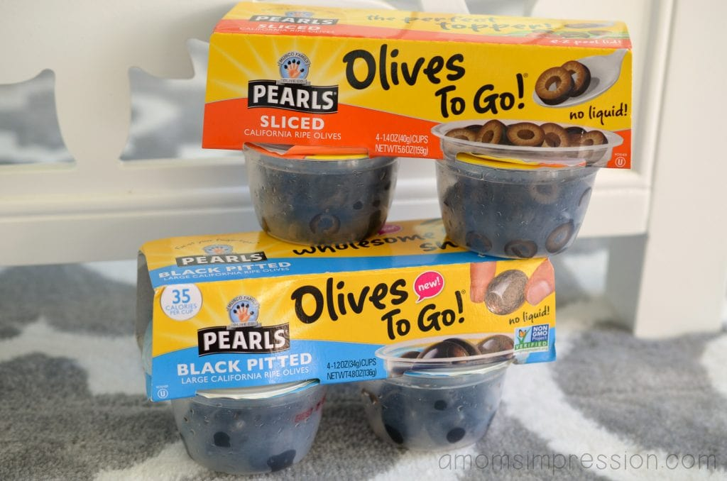 Olives To Go