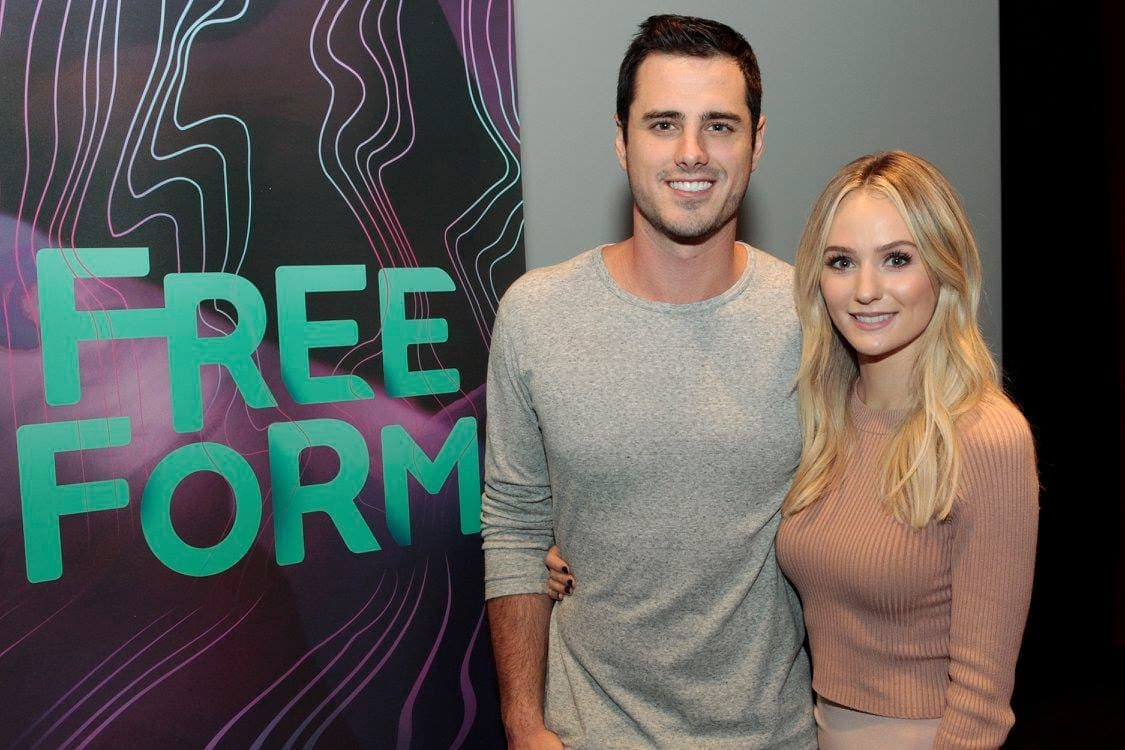 Ben Higgins and Lauren Buschnell