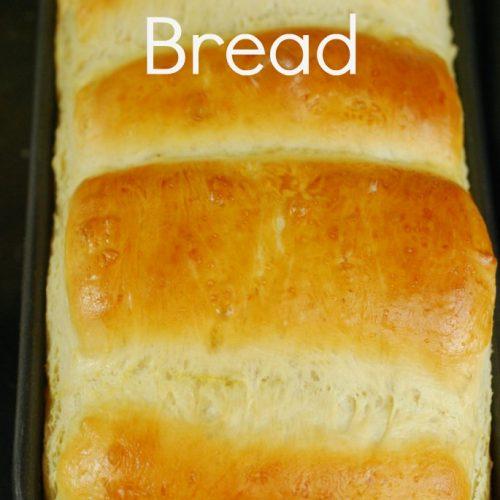 Sweet Asian Bread Recipe