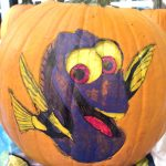 Pumpkin Carving Tips From a Pro and Finding Dory Halloween Activities