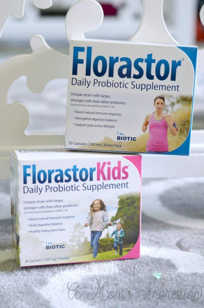 Florator Daily Probiotics