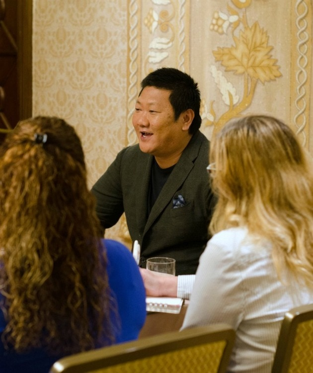 An Interview with Benedict Wong