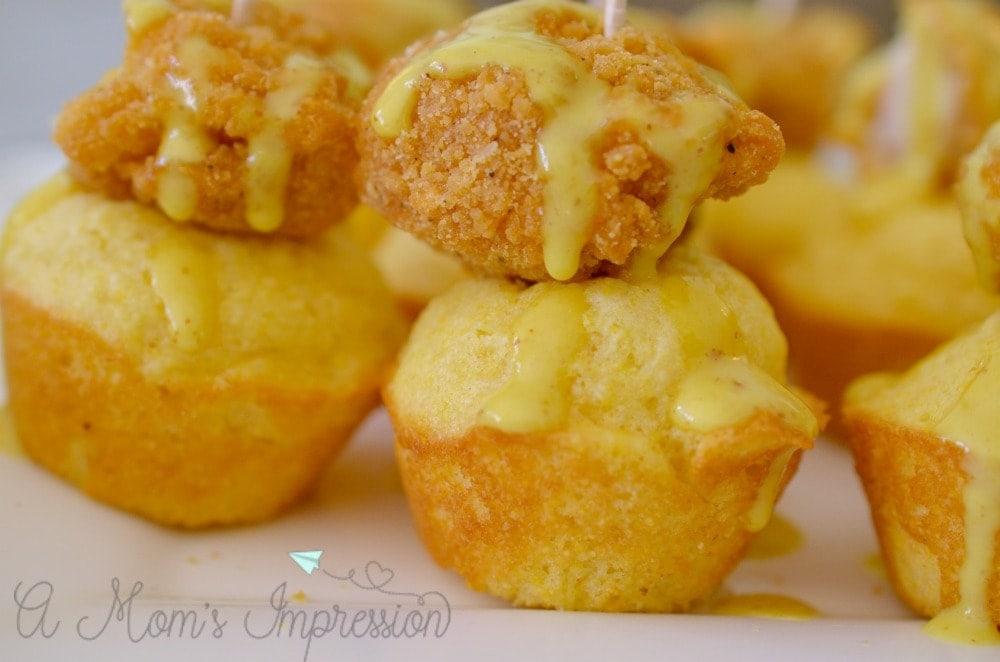 chicken-and-cornbread-bites-with-homemade-honey-mustard-sauce