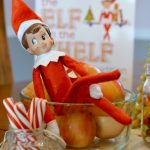 Welcome Back Ryker – Our Elf on the Shelf Returns for Breakfast