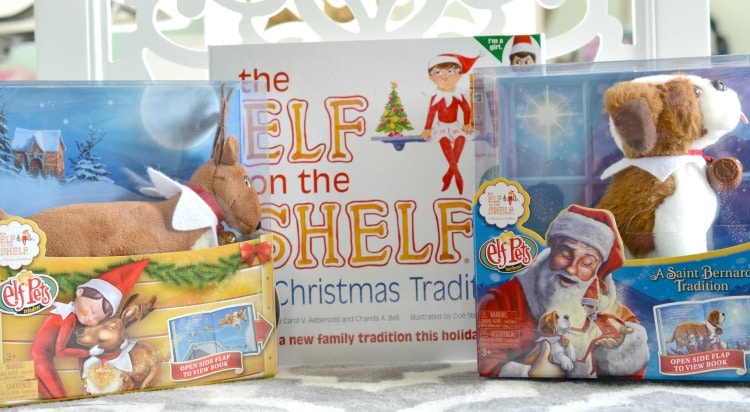 Elf on the shelf products