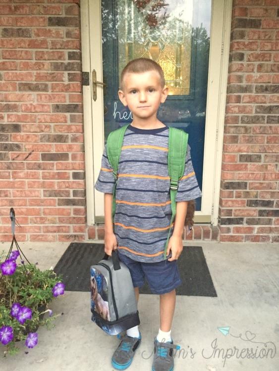 Jonah Second Grade