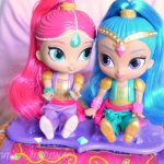 shimmer and shine dolls