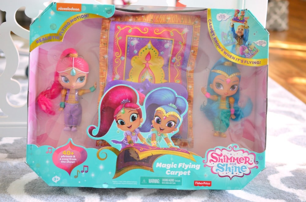 Shimmer And Shine Magic Carpet Ride A Moms Impression