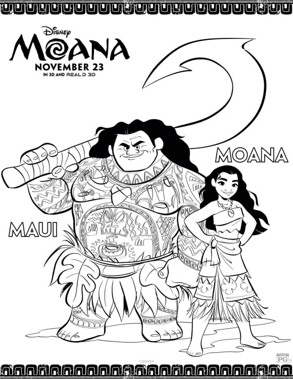 moana-coloring-page