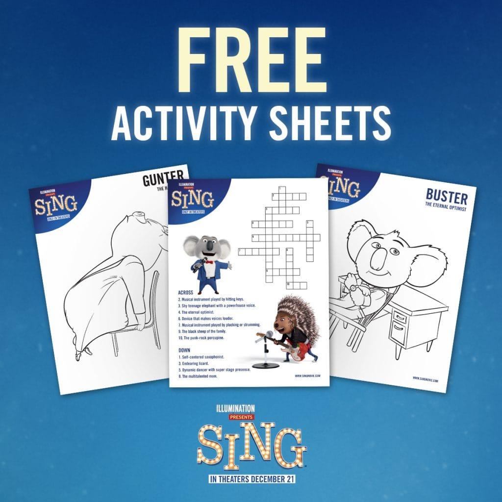 sing-activities