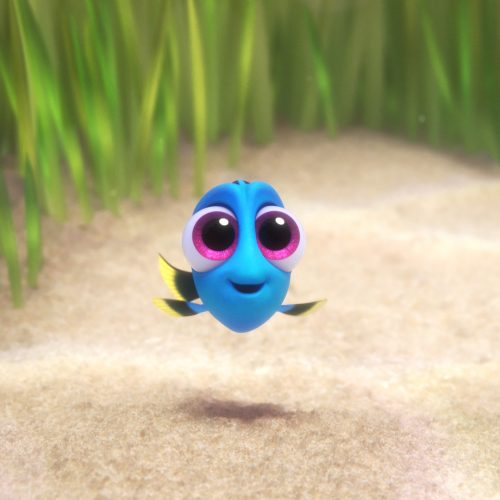Finding Dory Now Out on DVD/Blu-ray Today!