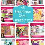 45 American Girl Craft Kits
