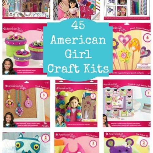 Crafts archives a mom 39 s impression recipes crafts for American girl craft kit