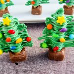 Simple and Easy Christmas Tree Treats