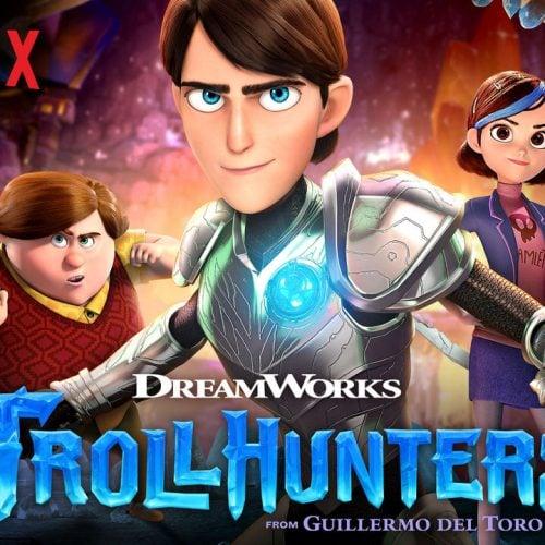 DreamWorks Trollhunters on Netflix December 23rd