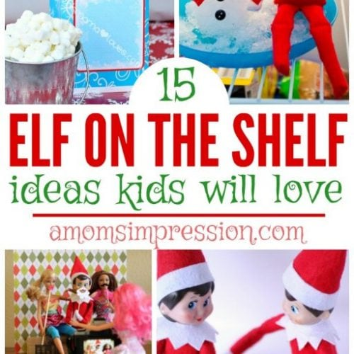 15 Fun Elf on the Shelf Ideas Kids will Love