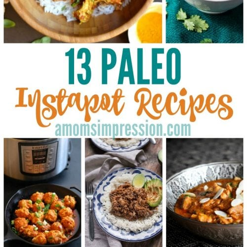 Paleo Instapot Recipes