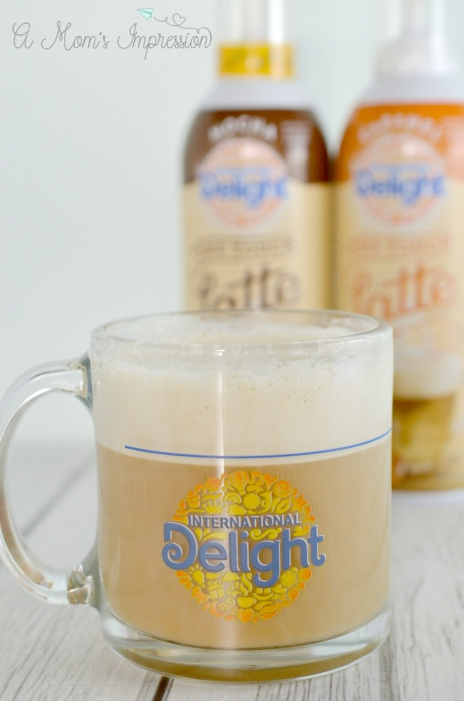 Easy Homemade Latte Recipe