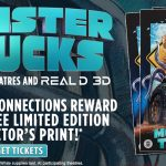 Monster Trucks Now in Theaters $50 Fandango Card Giveaway