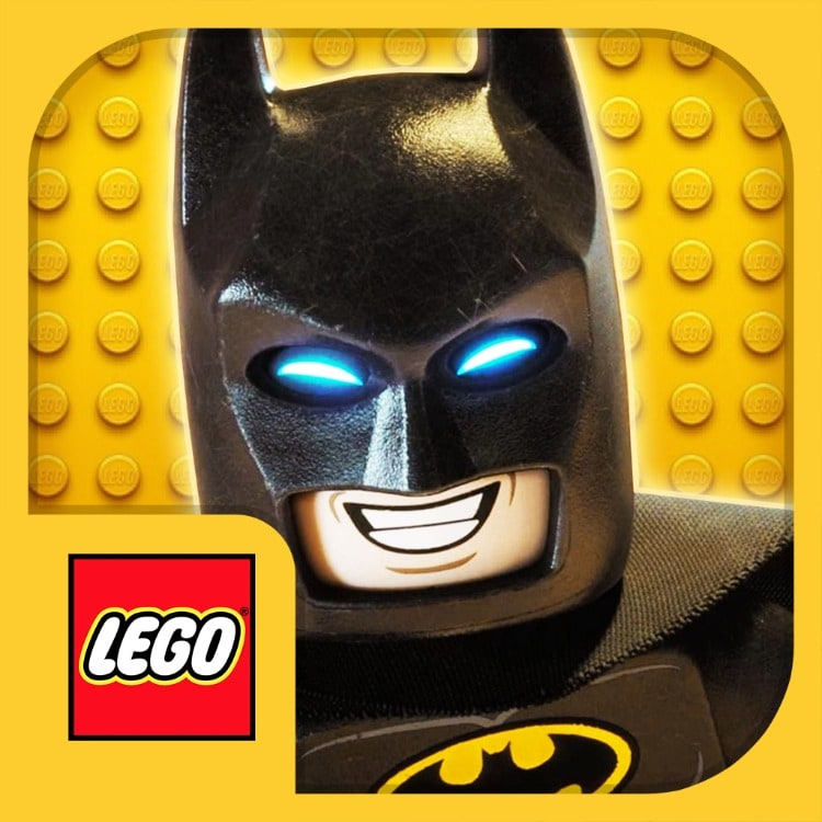 The LEGO Batman Movie App