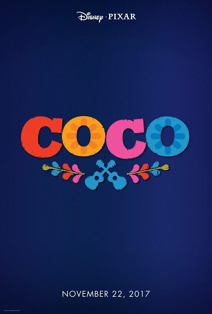 coco New Pixar Movie