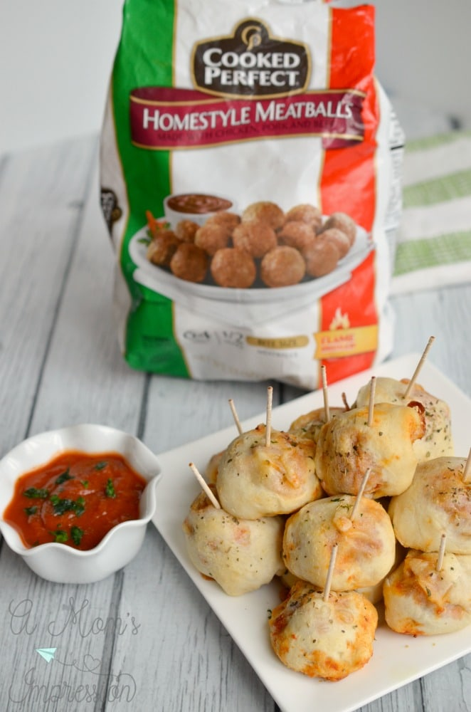 easy meatball appetizer recipes