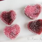 Homemade Gummy Candies – Heart Shaped Gummies