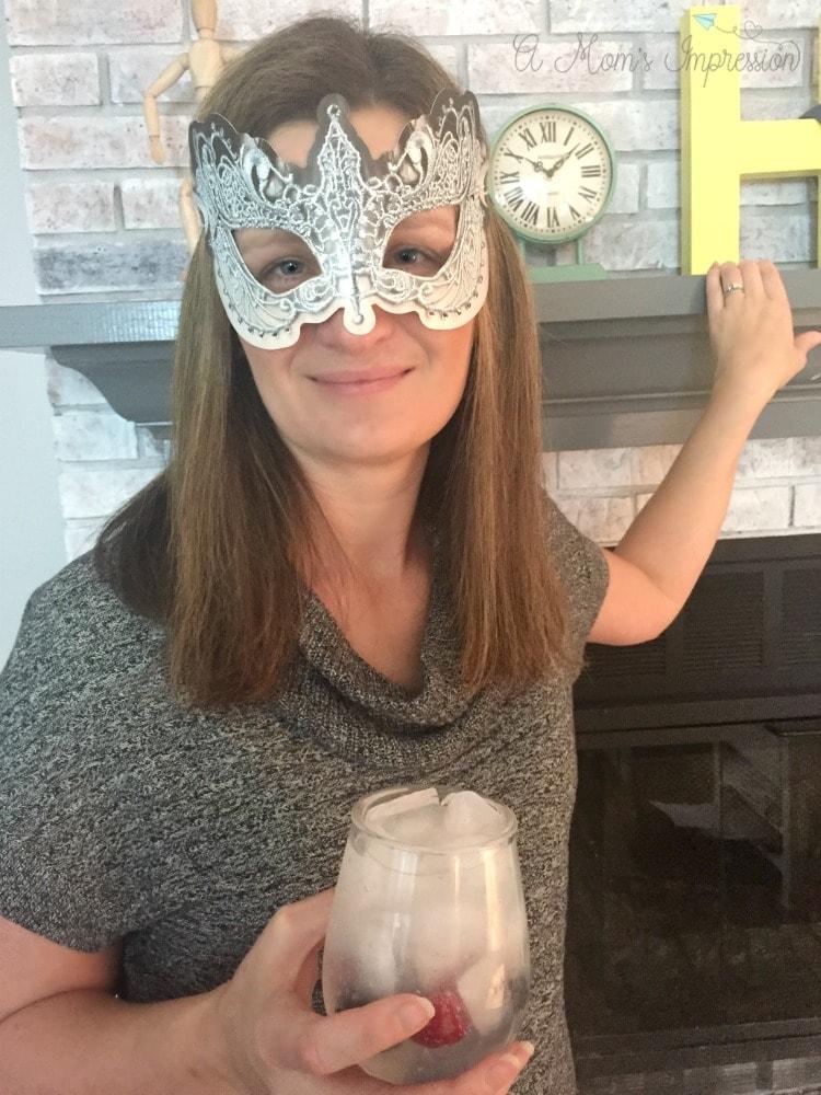 masquerade party decorations idea