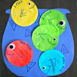1 Fish 2 Fish Red Fish Blue Fish Craft