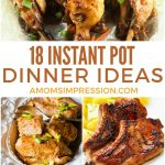 Instant Pot Dinner Ideas