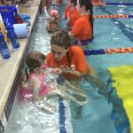 Give the Gift of Year Round Swimming This Year with Goldfish Swim School & Giveaway!